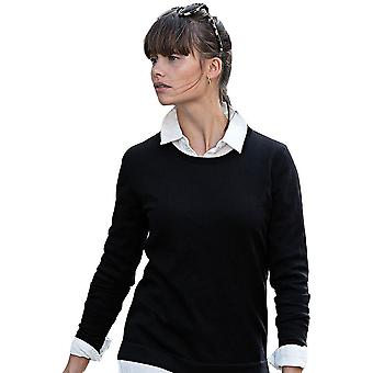 Nimbus Womens Brighton Knitted Crew Neck Casual Sweater