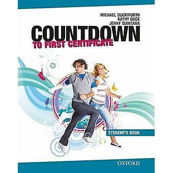 Countdown to First Certificate Students Book by Duckworth & MichaelGude & Kathy