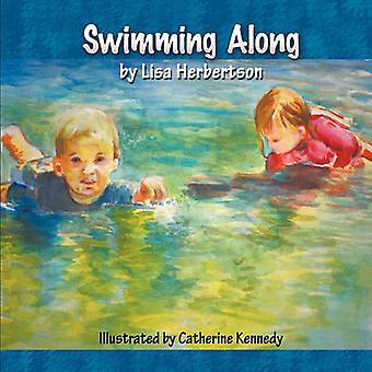 Swimming Along by Herbertson & Lisa