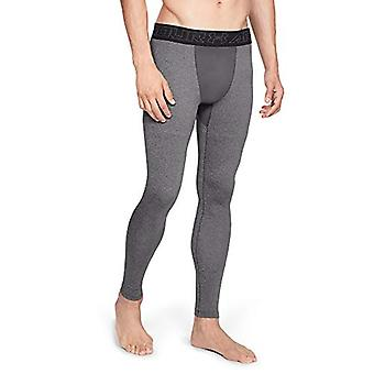 Under Armour Men's ColdGear Armour Compression, Grey, Size X-Large Tall