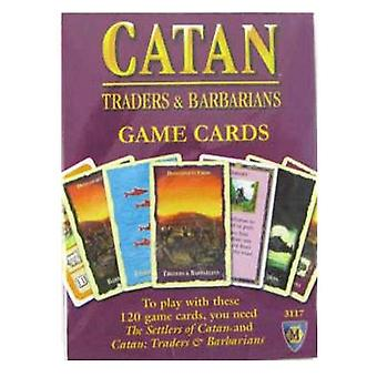 Catan Traders and Barbarians Game Card (2015 Refresh)