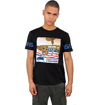 Alpha Industries Men's T-Shirt Spirit of Viking