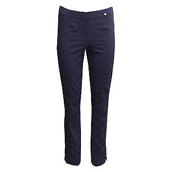 ROBELL Robell Navy Trouser Marie 51412 54554 69