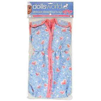 Dolls World Doll's Deluxe Sleeping Bag
