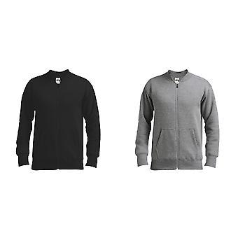Gildan Adults Unisex Hammer Full Zip Sweat Jacket