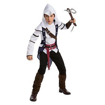 Klassieke jurk Connor-Assassin-apos, s Teenage Creed