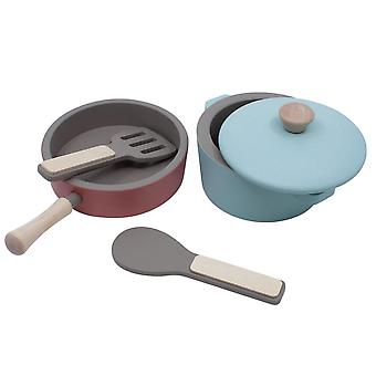 Sebra - kitchen tool set - warm grey