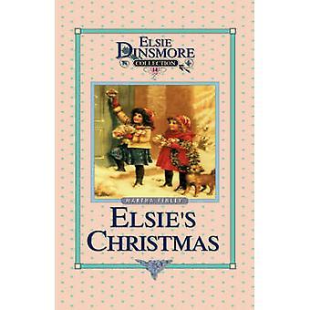 Christmas with Grandma Elsie Book 14 by Finley & Martha