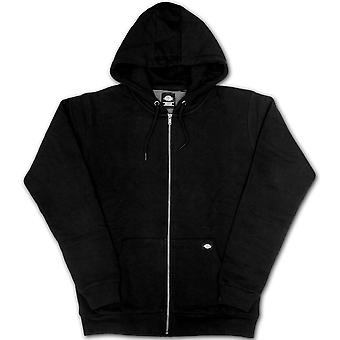 Dickies Kingsley Zip Up Hoodie Black