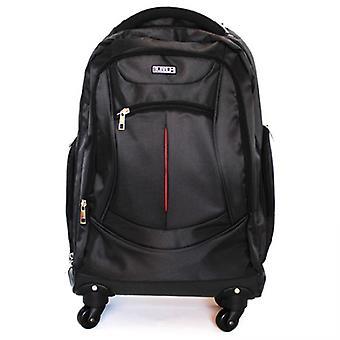 """4-Wheel Laptop Trolley Subblim BP-4 Advance XL 19 13,3""""-17"""" Black"""