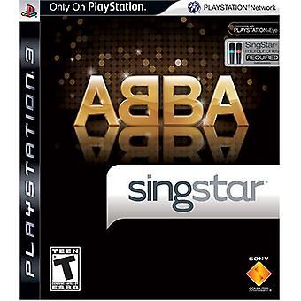 Singstar Abba  Game - New