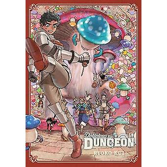 Delicious in Dungeon - Vol. 8 by Ryoko Kui - 9781975399405 Book