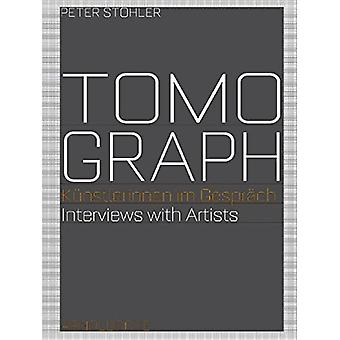Tomograph - Interviews with Artists by Vivien Moskaliuk - 978389790309
