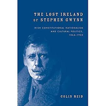 A Irlanda perdeu de Stephen Gwynn