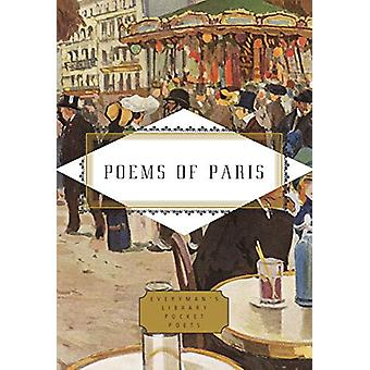 Poems of Paris by Emily Fragos - 9781841598123 Book