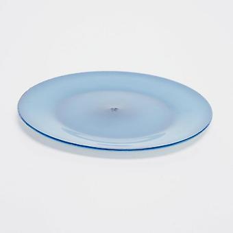 New Hi-Gear Deluxe Plastic Plate Blue