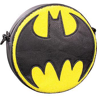 Batman Logo Crossbody Bag