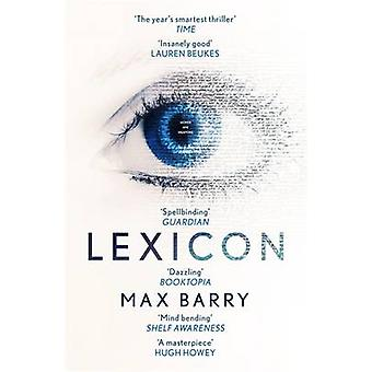 Lexicon by Max Barry - 9781444764680 Book