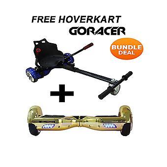 GoRacer Hoverkart with 6.5