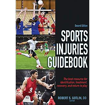 Sports Skador Guidebok av Robert Gotlin - 9781492587095 Bok