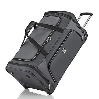 TITAN Nonstop Vaunun matkalaukku L, 2 pyörää, 37 cm, 98 L, harmaa