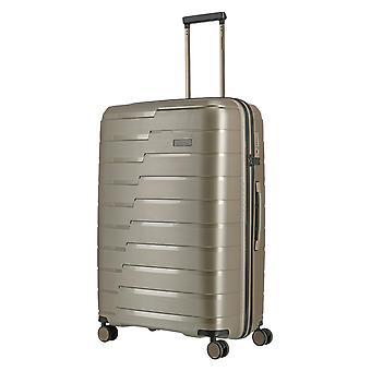 Travelite Air Base Trolley L, 4 ruedas, 77 cm, 105 L, beige