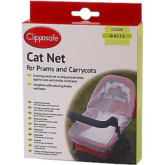 Clippasafe Pram And Carrycot Cat Net