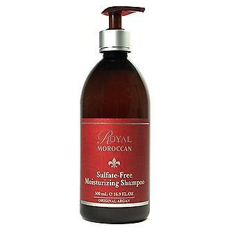 Royal Moroccan Sulfate Free Shampoo 500ml