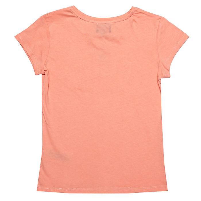 Girl's Juicy Couture Junior Gothic Script T-Shirt in Orange - Gratis verzending 302c7b