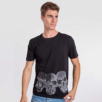 T-Shirt Nera Negativa