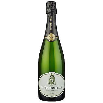 Giffords Hall Brut Reserve NV English Sparkling Wine