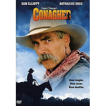 Conagher [DVD] USA import