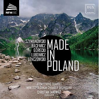 Made In Poland [CD] USA import