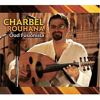 Charbel Rouhana - Oud Fusionista [CD] USA import