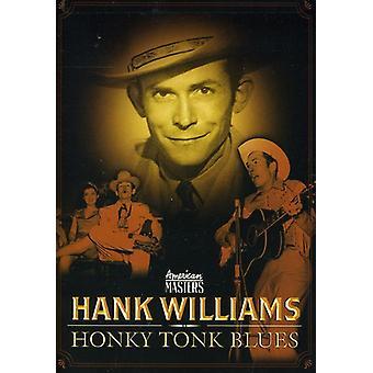 Hank Williams - Honky Tonk Blues [DVD] USA import