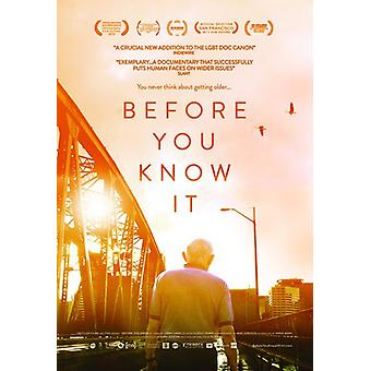 Before You Know It [DVD] USA import