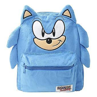 Children's Sonic the Hedgehog Plush Backpack