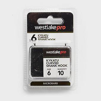Westlake Grip Curved Shank 6 Micro Barb Natural