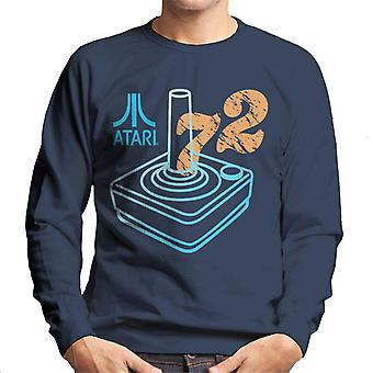 Atari 72 Joystick Men's Sweatshirt