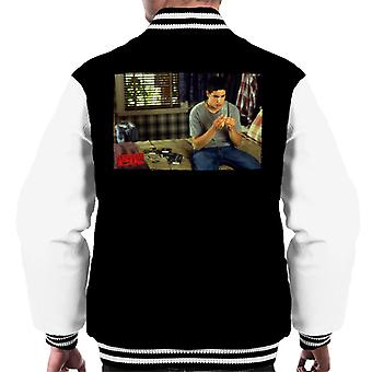 American Pie Jims Protection Men's Varsity Jacket