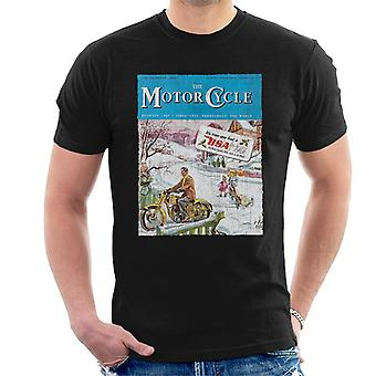 BSA The Motor Cycle Men's T-Shirt