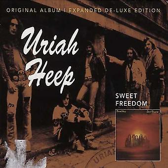 Sweet Freedom - Uriah Heep [CD] USA import