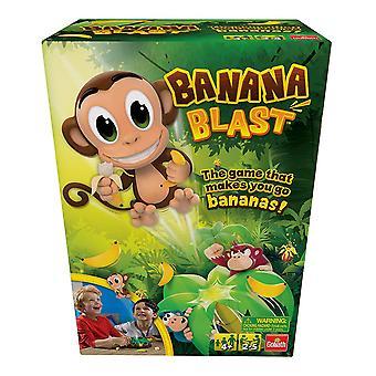 Games - Pressman Toy - Banana Blast New 30994