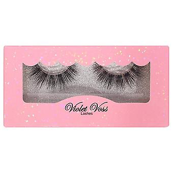 Violet Voss Cosmetics Premium 3D Faux Mink Eyelashes - Come On Eye-Leen
