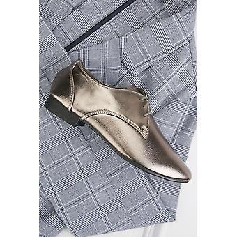 Schnürung von Smart-Schuhen