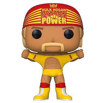 WWE Hulk Hogan Wrestlemania 3 US Exclusive Pop! Vinyl