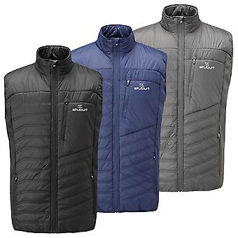 Stuburt Golf Mens 2020 Active Quilted Windproof Light Thermal Golf Gilet