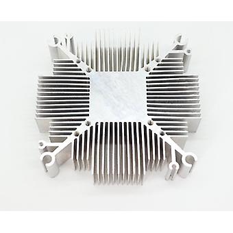 Ren aluminium Cob Led Heatsink- Multichip med 34 * 34mm