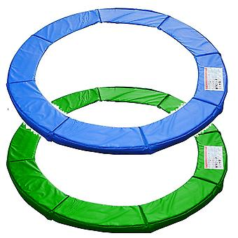 Howleys Trampoline Padding in Blue Or Green - High Quality Fits Round Trampolines 8Ft 10Ft 12Ft 13 Ft 14 Ft