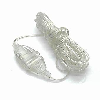 3m Plug Extender Wire Extension Cable, For Led String Light
